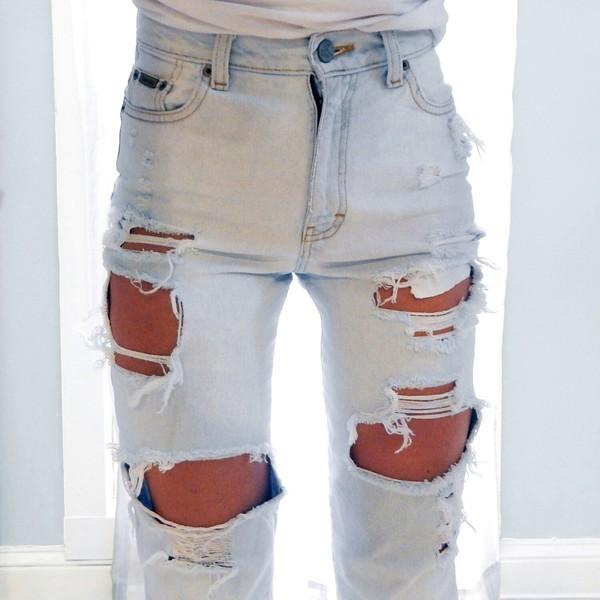 jeans boyfriend jeans denim pants