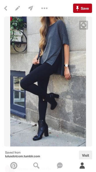 shoes ankle boots black boots