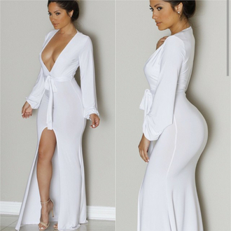 dress girly girl girly wishlist sexy dress white dress maxi dress bodycon dress