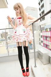 dress,lolita,kawaii dress,cute,asian fashion,japan,lovely