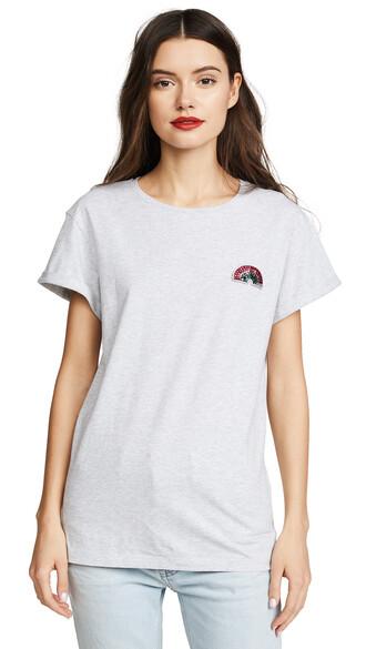 t-shirt shirt rainbow light top