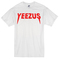 Unisex kanye west yeezus tour t-shirt - basic tees shop