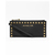 Black MICHAEL Michael Kors Small Selma Stud-Trim Saffiano Zip Clutch