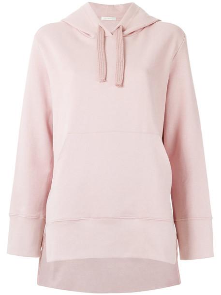 OSKLEN sweatshirt women cotton purple pink sweater