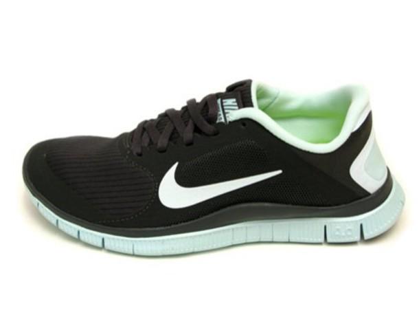 shoes nike nike free run sneakers free run 5.0 aqua