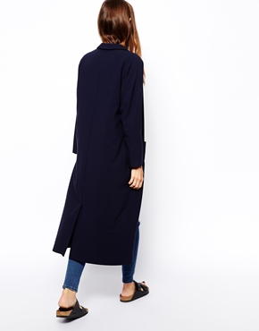 ASOS | ASOS Longline Duster Jacket at ASOS