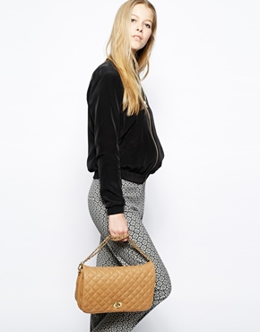 Marc B | Marc b Staten Quilted Bag at ASOS