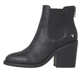 shoes boots black boots ankle boots black