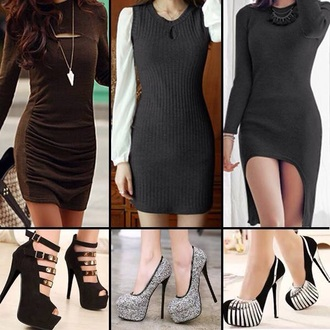 shoes black and gold heels black heels