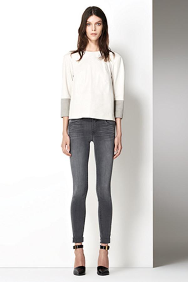 t-shirt lookbook fashion j brand jeans