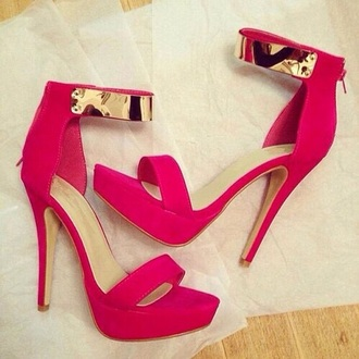 shoes heels pink high heels pink high heels