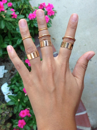 jewels gold rings gold ring gold midi ring gold midi rings above the knuckle ring gold mid finger rings knuckle ring knuckle ring knuckle ring