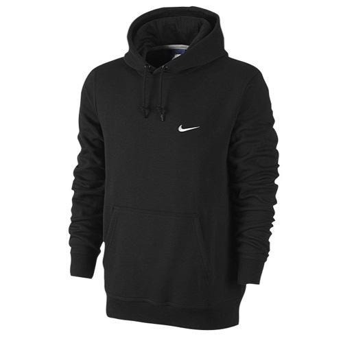 Nike Club Swoosh PO Hoodie - Men's at Eastbay
