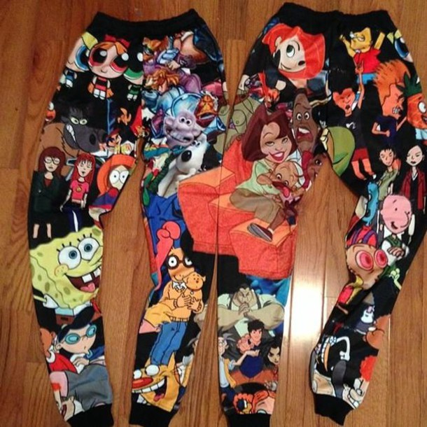 cartoon Beavis and Butt-Head bart simpson 90s style spongebob printed pants 90s style pajamas 90's cartoons kim possible proud family pants sweatpants joggers the powerpuff girls Disney Channel nickelodeon cartoon black hey arnold the simpsons sweatpants halloween daria arthur doug cartoon jeans multicolor joggers pizza print disney bigcartel sweatpants these exact joppers cartoon joggers character joggers leggings cartoon joggers ❤️ kids show bag