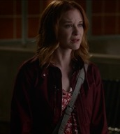jacket,april kepner,sarah drew,red,print,top,grey's anatomy