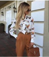 blouse,office outfits,hermes
