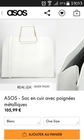 bag,white bag,metallic,purse,handbag,classy,beautiful bags,crocodile