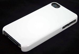 White Snap Case for iPhone 4 4G 4S Hard Shell Cell Phone Case | eBay
