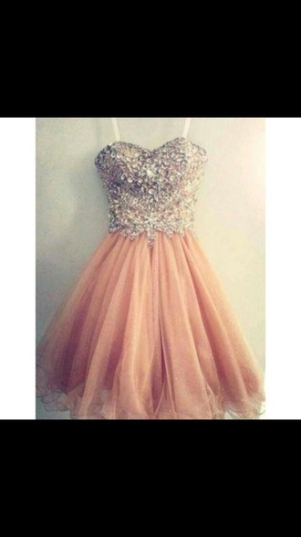 dress prom dress strapless dress