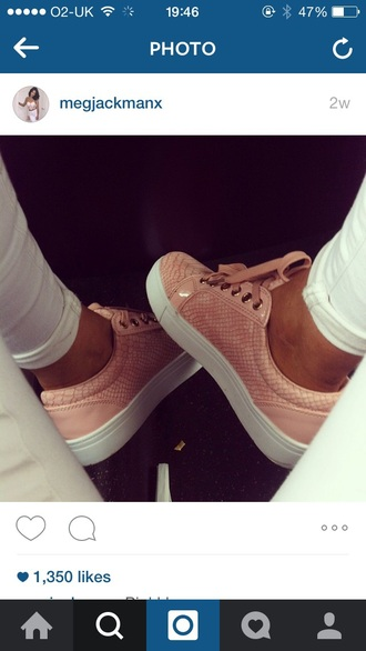 shoes pink shoes snake skin snakeskin shoes pin snakeskin pink snakeskin shoes sneakers trainers
