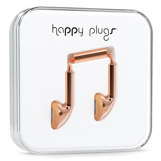 earphones perfect love happy plugs happy plug rose gold gold ear plug girl gilry girly sweet