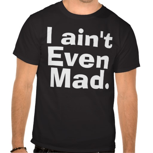 You Mad Bro? T-shirt from Zazzle.com