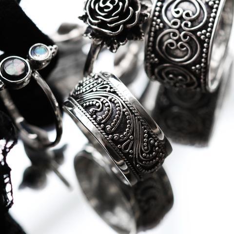 Hessian Ring