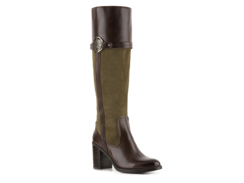 Etienne Aigner Winston Two-Tone Boot | DSW