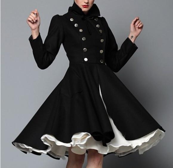 coat cute clothes