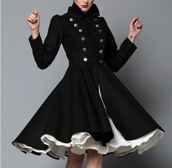 Collection Cute Pea Coats Pictures - Reikian