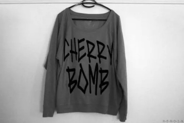 sweater grunge sweatshirt