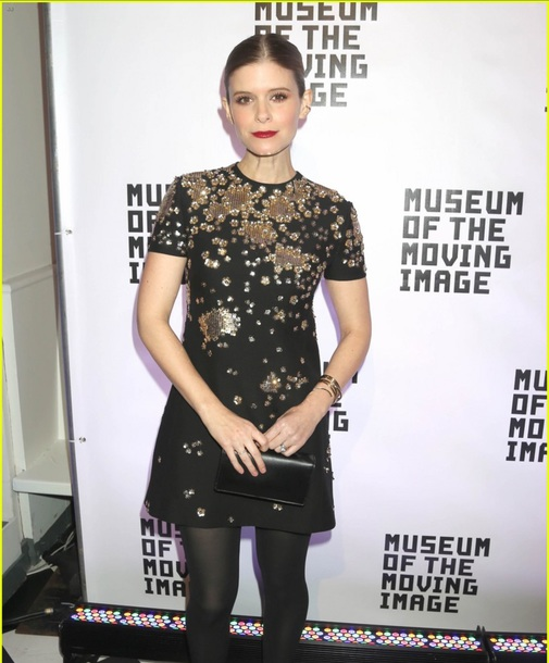 dress kate mara black dress