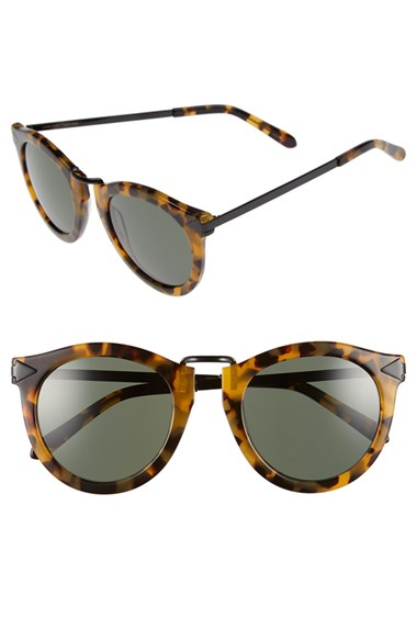 Karen Walker 'Harvest' 50mm Retro Sunglasses | Nordstrom