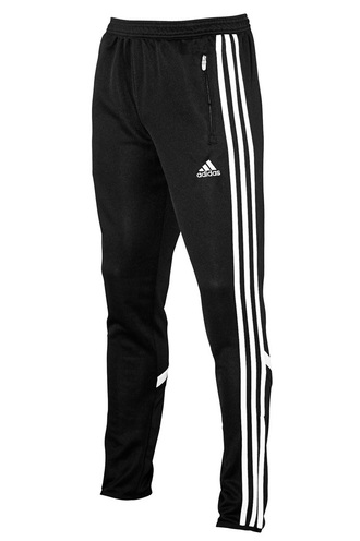 pants adidas black and white cool comfy