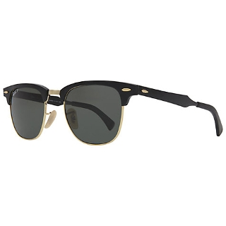Buy Ray-Ban RB3507 Clubmaster Sunglasses | John Lewis
