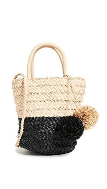 Hat Attack black bag