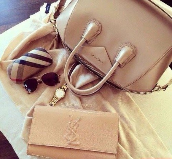 givenchy bag cream bag