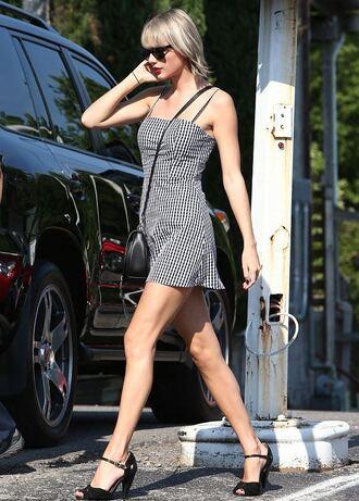 dress sandals taylor swift mini dress summer dress summer outfits sunglasses