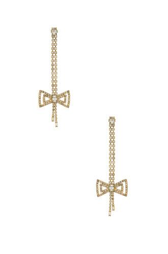 metallic gold jewels