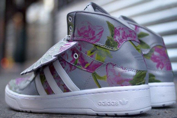 798f46f9ba40 shoes jeremy scott x adidas js wings floral reflective adidas jeremy scott  jeremy scott