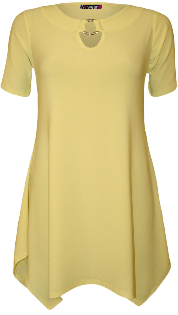 yellow clothes accessories default category top yellow top t-shirt