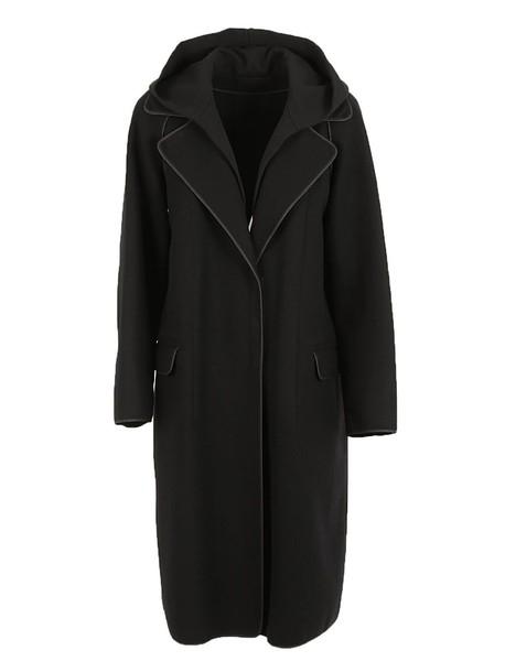 Ahirain coat black