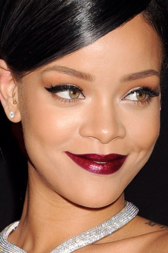 make-up rihanna