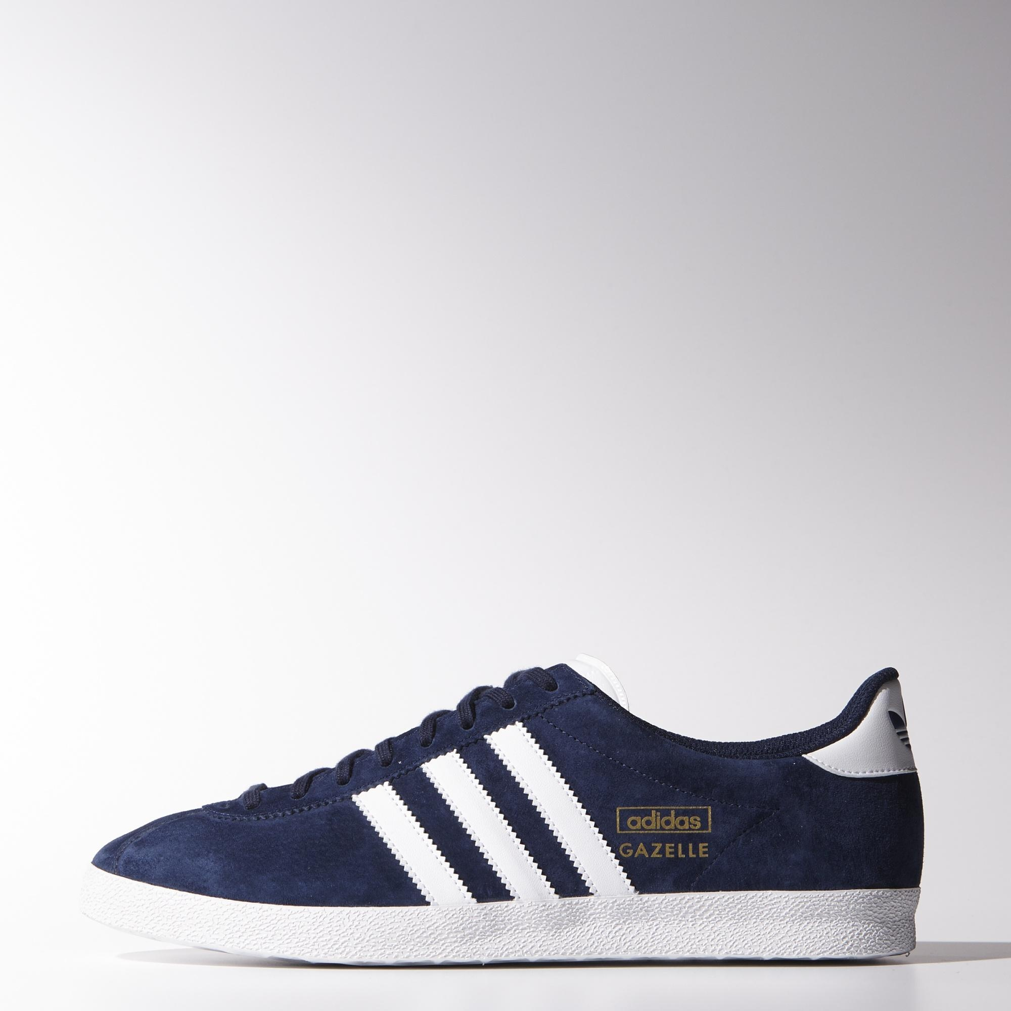 9a26645bd041a Chaussure Gazelle OG - bleu adidas   adidas France