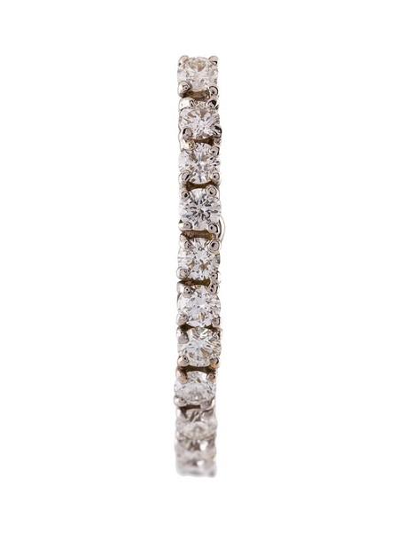 Yvonne Léon cuff women gold white grey metallic jewels