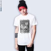 t-shirt,tees,perfume,grunge,girl,menswear,unisex,shirt,art