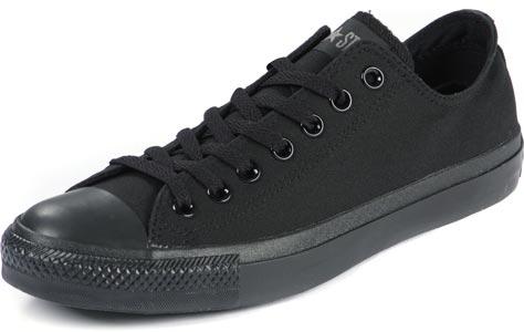 Converse all star ox schoenen zwart