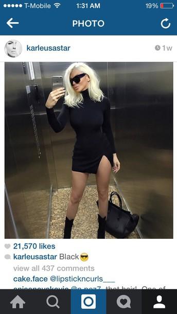 dress deess sunglasses jelen karleusa fringes white shirt top skirt celebrity love fashion prada chanel burberry women heels blonde hair fringed dress chanel style jacket burberry nike shoes for women