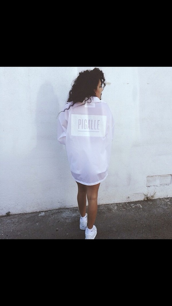 cardigan dope swag fashion white grunge t-shirt shirt jacket pigalle top white long sleeves top