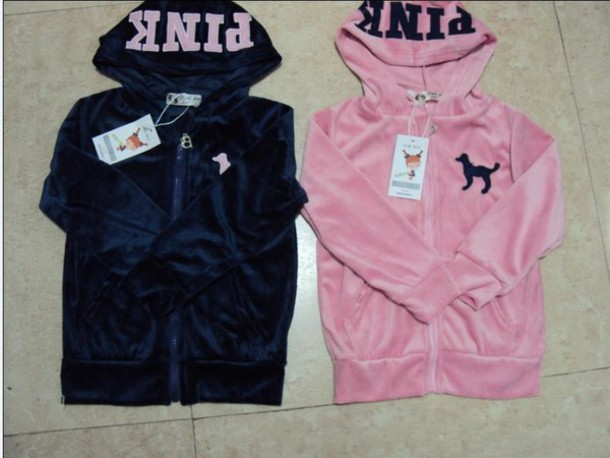 jacket vs tracksuit victoria's secret pink